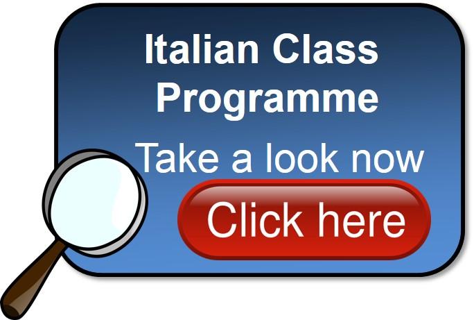 Italian Class Programme